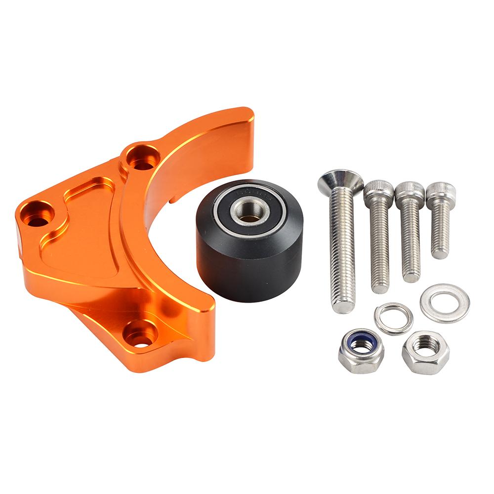 NiceCNC Kupplungsnehmerzylinder Schutz Orange Für KTM 1290 Super Duke R GT 14-19